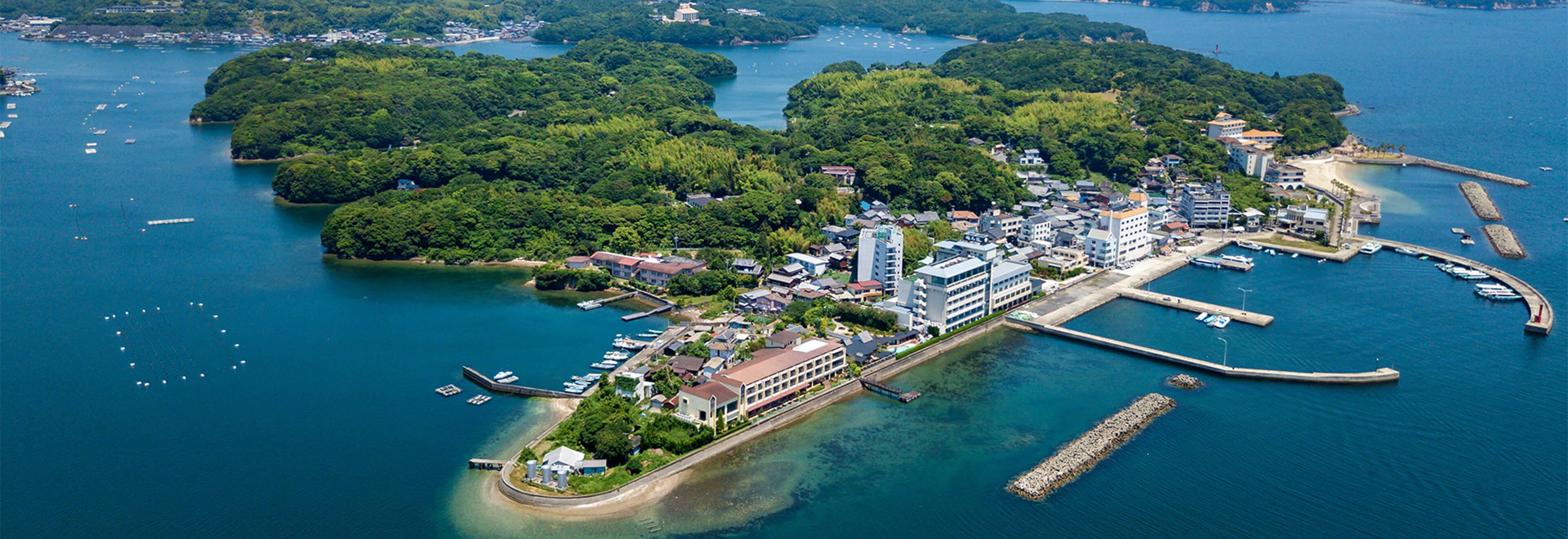 週末気軽に行ける島の宿イメージ
